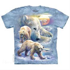 """The Mountain Kinder T-Shirt /""""Meerkat Portrait/"""""""