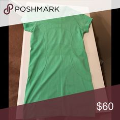 NWOT light green swiftly short sleeve No inner tag or hang tag, never worn lululemon athletica Tops Tees - Short Sleeve