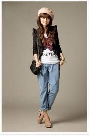 Resultado de imagen para moda coreana juvenil faldas