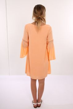 Check out this product from Jean Jail: Unassigned: Sweet Emotion Dress Peach $39