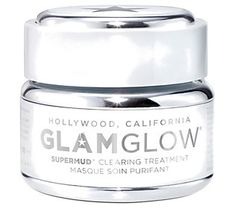 Shop GLAMGLOW's SUPERMUD® Charcoal Instant Treatment Mask at Sephora. This clarifying mask clears pores and improves the complexion. Face Mask For Pores, Best Face Mask, Face Skin, Sephora, Benefit Cosmetics, Masque Peel Off, Glam Glow, Pore Mask, Homemade Face Masks