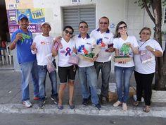 A secretaria Municipal de Saúde através das UBS e do Centro de Testagem e Aconselhamento (CTA/SAE), está intensificando o trabalho de prevenção às DTS/AIDS durante este período de carnaval. Na manha da última sexta-feira (13), profissionais da Unidade de Saúde Rita Palmeira, localizada no bairro Belo Horizonte, realizou uma atividade educativa por meio da distribuição…