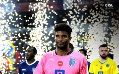 On his birthday, here are some of David James' best #HeroISL moments in #Kerala_Blasters colors ! #LetsFootball