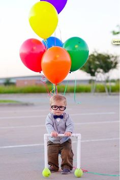 I don't usually post my Pinterest stuff to Facebook but I immediately thought of Torfin's son when I saw this picture!