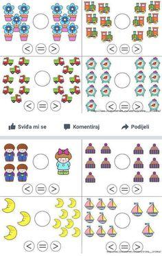 Preschool Writing, Numbers Preschool, Preschool Learning Activities, Preschool Curriculum, Teaching Math, Nursery Worksheets, Kindergarten Math Worksheets, Printable Math Games, Math Subtraction