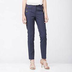 Me gustó este producto Basement Pantal�n Botones Frontales. ¡Lo quiero! Suits, Fashion, Buttons, Pants, Moda, La Mode, Fasion, Wedding Suits, Fashion Models