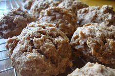 Start from Scratch: Pumpkin Cookies