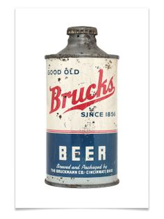 Bruck's Beer by The Beer Book at Gilt