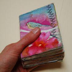 love this mini journal