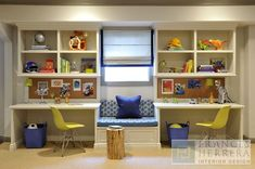 Children's Game/Rec room photo by Frances Herrera Interior Design