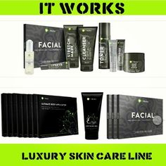 Facial Beauty Skin Care