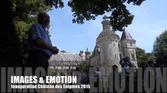 Cette vidéo traite de Inauguration Château des Enigmes. Première partie : intervention de Philippe Lapouyade, propriétaire du Château d'Usson