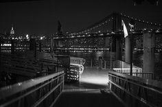 Ferry Landing at Brooklyn Bridge Park, Bargemusic..