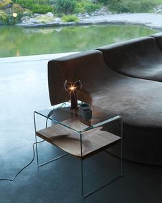 Toyo Ito: ripples side table //