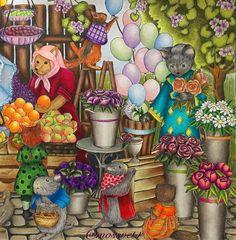 "2 part ""Menuet de bonheur"" by @kanokoegusa ✍️ Раскрашено ✏️Prismacolor #kanokoegusa#desenhoscoloridos#colorindolivrostop#coloringbook#boracolorirtop#раскраскаантистресс#рисую#bayan_boyan#målarbokförvuxna#coloring_secrets#coloringbook#desenhoscolorir#adultcoloringbook#coloring#adultcoloringbook#adultcoloring#colorindolivrostop#prismacolor#målarbok#divasdasartes#menuetdebonheur#menuetdebonheurcoloringbook#rhapsodyintheforest #塗り絵本 #塗り絵アプリ #塗り絵ブック#색칠하기#森の生き物と素敵なおうちの暮らし#森の生き物と素敵なおうちの暮らし#森の生き..."