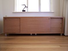 dressoir oak
