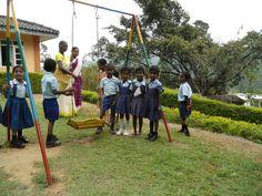 Playground at Venture Tea Estate.