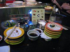 Blue C Sushi!