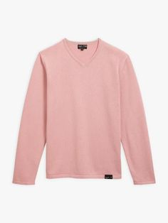 pull V rose | agnès b. Pull, Sweatshirts, Rose, Sweaters, Clothes, Collection, Fashion, Outfits, Moda