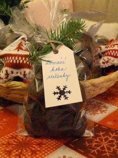 Kouzlo mého domova: Jedlé dárečky na vánoční jarmark....