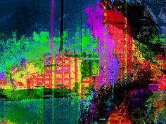 'The woman' von Gabi Hampe bei artflakes.com als Poster oder Kunstdruck $20.79