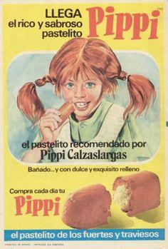 Pastelitos Pippi