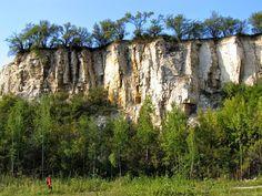Kamieniołom w Częstochowie