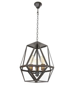 Beacon Lighting - Vaille 3 light pendant in oil rubbed bronze with copper lamp holders Copper Pendant Lights, Copper Lamps, Modern Pendant Light, Brass, Beacon Lighting, Outdoor Wall Lighting, Cool Lighting, House Lighting, Lighting Ideas