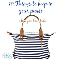 Call it what you want… purse, handbag, shoulder bag… its all the same thing, right?   Well- how full is yours? I am laughing as I write this because last week, my friend Jen was trying to find her phone in her purse and had to dig through so much stuff to find it.  ...Read More »