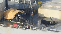 Helicopter Crash Off Okinawa Leaves 6 US Troops Injured