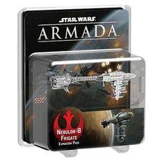 Star Wars Armada Game Nebulon-B Frigate Expansion Pack