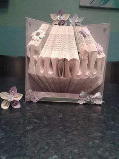 Book Folding Pattern for Fancy Family FREE by BookFoldingForever