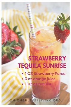 Tequila Drinks, Liquor Drinks, Cocktail Drinks, Cocktail Recipes, Beverages, Bourbon Drinks, Vodka Lemonade, Margarita Recipes, Tequila Based Cocktails