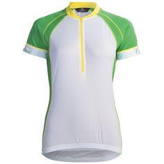 075d5cefd Canari Cascade Cycling Jersey - Zip Neck