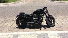 Iron 883 rat Drag bike Harley Davidson Sportster Iron Brasília DF