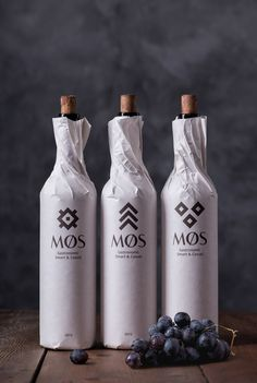 <p>A touch of Scandinavia in the heart of Moscow. MØS is a Nordic restaurant following the 'natural' ethos, including healthy foods and rustic branding. Designed by Backbone Branding, the visual identity is minimal – from black and white color codes to sleek typography. The photography and art direction by Stepan Azaryan also keep true to…</p>