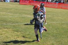 Ronan goes lefty after the takeaway on D. Team U10 HHH in Garden City, summer 2014. #lacrosse #2023 #mamaroneck #westtwins