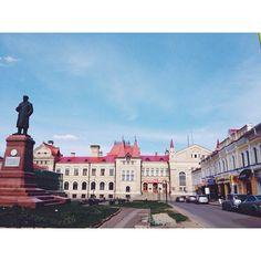 """#vsco #russia #rybinsk"""