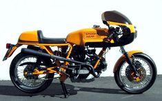 Bevel Heaven - 1973 Ducati Sport
