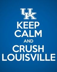 "Now add ""keep calm and win the national championship""!"