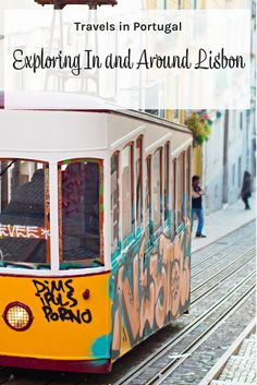Exploring In and Around Lisbon, Portugal. Lisbon has so much to offer and the people are some of the friendliest in the world! Things to do in Lisbon. Things to do in Portugal.