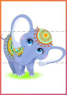 Find Indian Elephant Cute Animal Character Isolated stock images in HD and millions of other royalty-free stock photos, illustrations and vectors in the Shutterstock collection. Animal Activities, Montessori Activities, Educational Activities, Zoo Animals, Cute Animals, Games For Kids, Activities For Kids, File Folder Activities, Montessori Practical Life