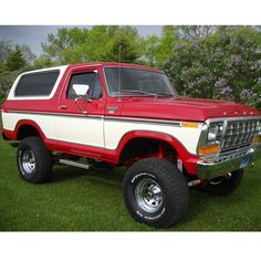 Wayne Zimny spotted his 1979 Ford Bronco in a wrecking yard. He picked it up for $450 because it was missing everything but the body and frame- however it was rust-free.