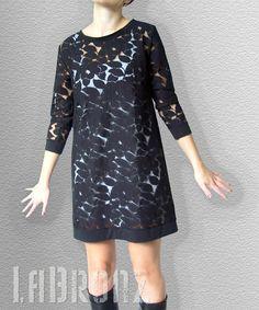 Lace Dress. more lace