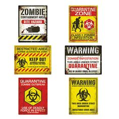 Zombie Posters.  $6.50. The ZomBeatles -- A Hard Day's Night of the Living Dead! Halloween Party Decorations & Ideas