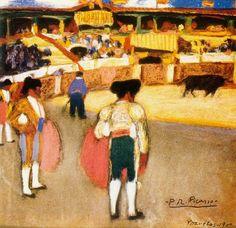 Pablo Picasso sus primeras obras (1881-1900)