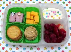BentoLunch.net - What's for lunch at our house: A Lunchable-Style Bento