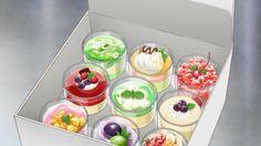 "itadakimasu-anime: "" A box of beautiful fruit jelly! Atom: The Beginning, Episode 7 """