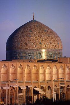 Ispahan, mosquée du Sheikh Lutfallah