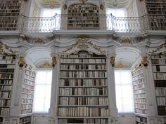 Book Smart: Austria's Most Opulent Library #StyleMap